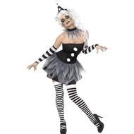 Sexy horror Pierrot