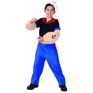 Carnavalspak Popeye kostuum kind