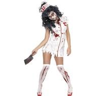 Zombie verpleegster kostuum sexy
