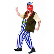 Carnavalspak: Galliër / Obelix