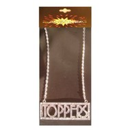 """Feestaccessoires: Ketting """"Toppers"""""""