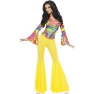 Hippie kostuum Nannie