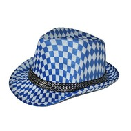 Tiroler hoedje in frisse kleuren
