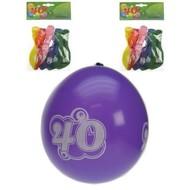 Leeftijd ballonnen 40 jaar