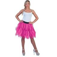 Tule rok fluor roze Gigi