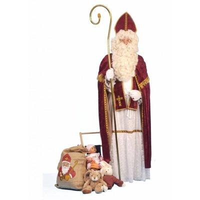 Feestkleding: Sinterklaaspak voor 5 december