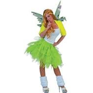 Tule rok fluor groen Gigi