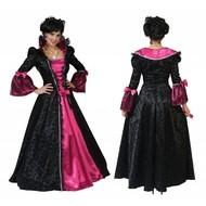 Prachtige Victoriaanse jurk voor carnaval