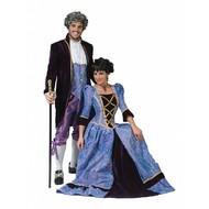 Venetiaanse jurkje voor carnaval