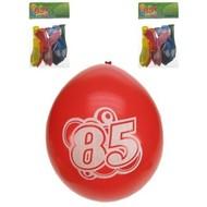 Leeftijd ballonnen 85 jaar