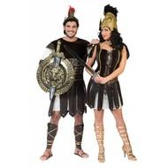 Romeinse warrior jurk Crixia