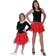Petticoat fluor rood Lili