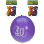 Jubileumballon 40 jaar
