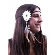 Hippie hoofdband