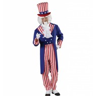 Carnavalskostuum: Uncle Sam