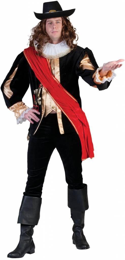 Rembrandt Van Rijn Nachtwacht Kostuum