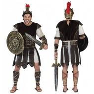Romeinse strijder kostuums voor carnaval