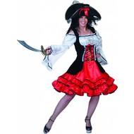 Piraten jurk Wendy