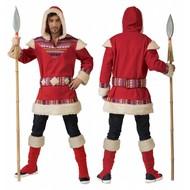 Eskimo kostuums voor de hele familie