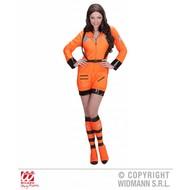 Carnavalskleding Astronautenpak voor dames