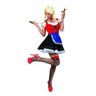 Carnavalskostuum: Tiroler Alexandra