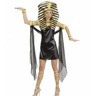 Carnavalskleding; Cleopatra in black