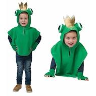 Kikker cape voor kinderen