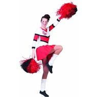 Cheerleader Bettine voor dames