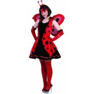 Lieveheersbeestje jurk Carla
