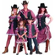 Cowboy meisje Patty