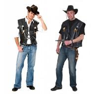 Stoere sheriff vesten