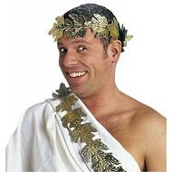 Carnavalsaccessoires: Lauwerkrans Julius Caesar