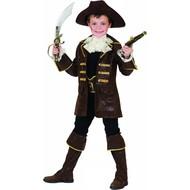 Piraten pak Jelle
