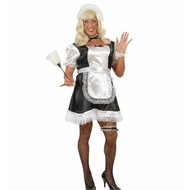 Carnavalskleding travestie: Frans Kamermeisje