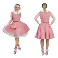 Rock en roll jurkje Barbie Bopper