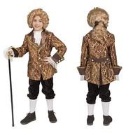 Mozart kostuum voor kinderen