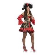 Piraten verkleed pakje Patty
