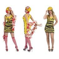 Radioactieve dames jurkje