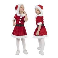 Kerst jurkje voor meiden