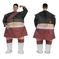 Opblaasbaar Schots kostuum Don