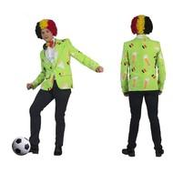 Belgische frites verkleed jas