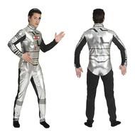 Mooi space kostuum Tim