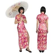 Chinese verkleedjurk Hanako