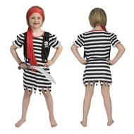 Piraten jurkje Jennie