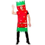 Kerstboom snoepjes kostuum