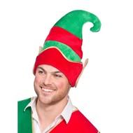 Hoed kerstelf met oren