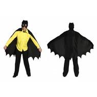 Vleermuis cape voor volwassenen