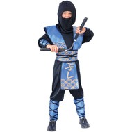 Blauwe ninja de luxe