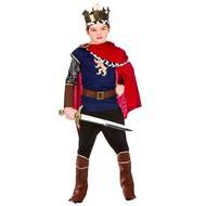 Middeleeuwse Koning kostuum Filip voor kinderen
