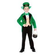 Elegant kostuum voor St Patricks day